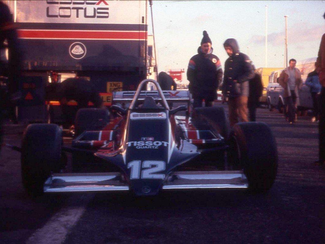 lotus essex 1981