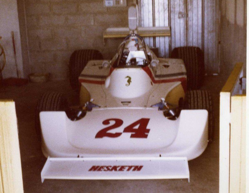 Hesketh 308c