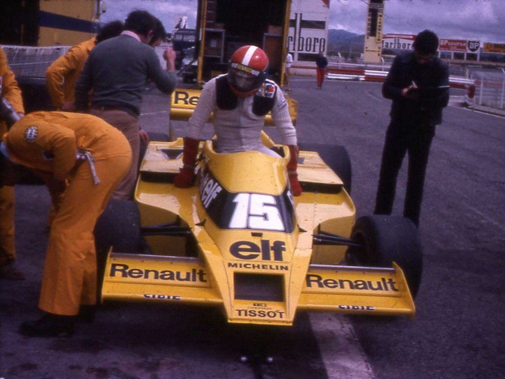 jabouille renault turbo