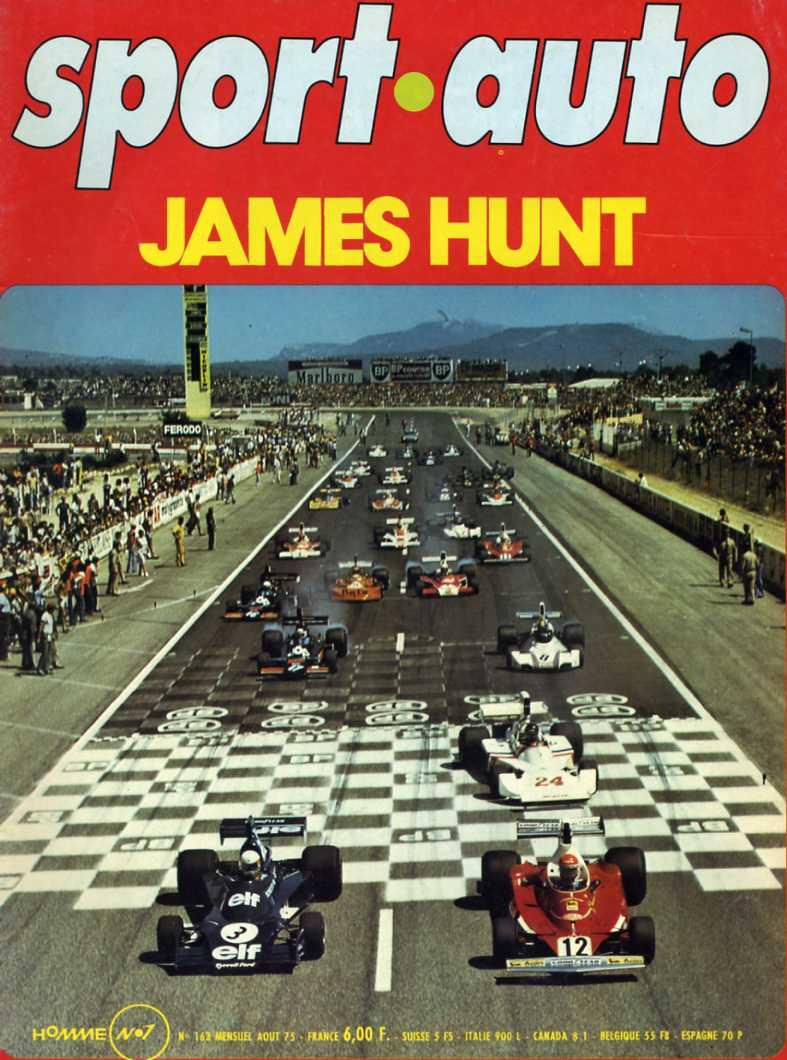 circuit paul ricard les ann es l gende grand prix de france f1 1975. Black Bedroom Furniture Sets. Home Design Ideas